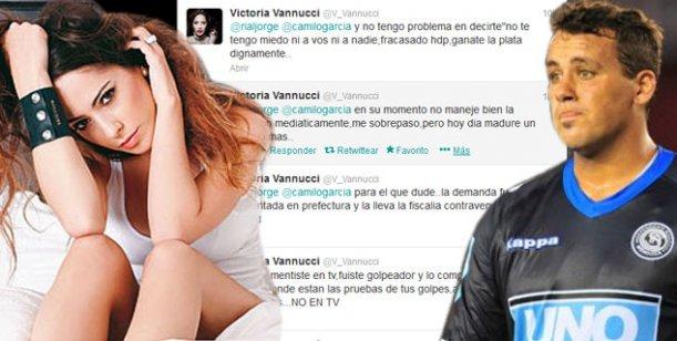 Nuevo round: Vanucci acusa al Ogro de chantaje