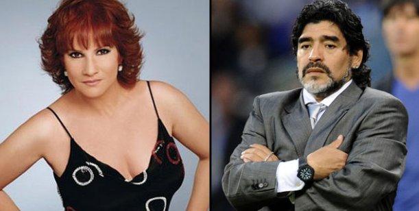 Lucía Galán: Hablar de los Maradona es entrar en un juego enfermo y perverso