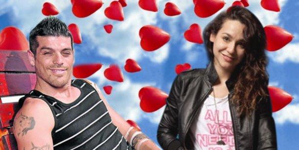 Corazón corazón: Incipiente romance entre Cristian U y la cantante Daniela Herrero