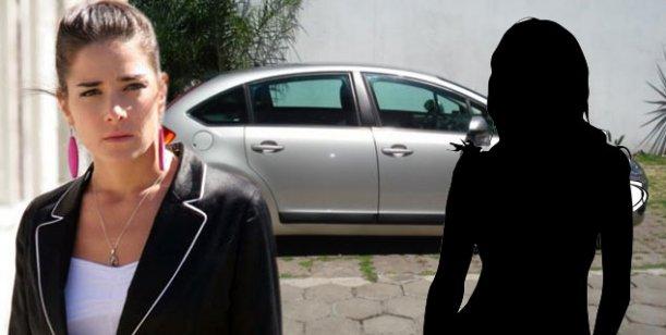 Juana Viale protagonizó un accidente de autos y se peleó con una mujer en la calle