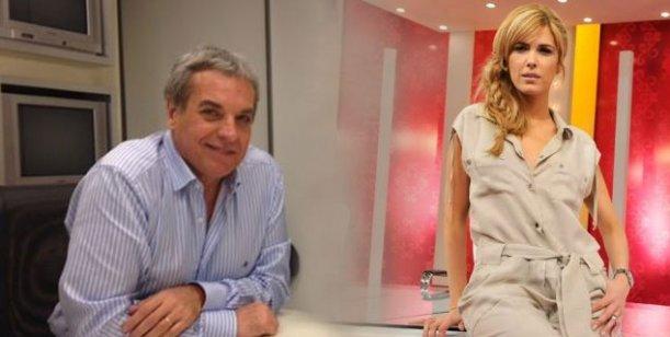 Carlos Monti le agradeció a Viviana Canosa