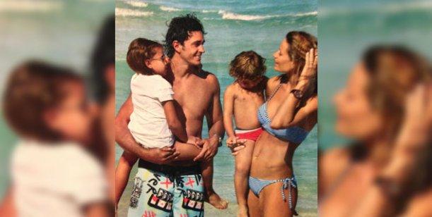 Sebastián Estevanez: Jamás pondría en riesgo mi familia por una aventura