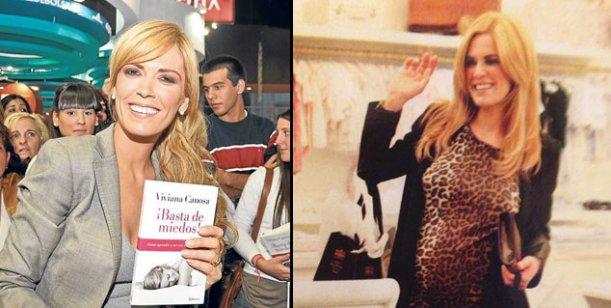 Canosa, reemplazada por Monti y Roccasalvo, edita nuevo libro de autoayuda