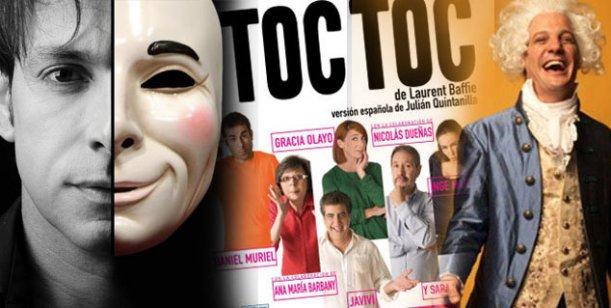 Martín Bossi, Toc-Toc y Amadeus encabezan en Buenos Aires