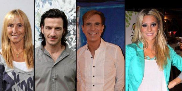 Celebrity Splash: se suman Florimonte, Fede Amador, Marzol y Jorge Ibañez