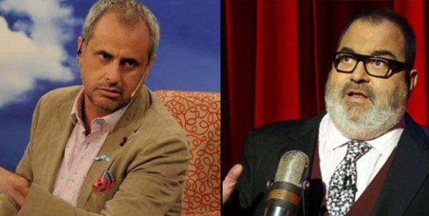 Pasó en la radio; Jorge Rial: Lanata, a mí no me llamó nadie del gobierno