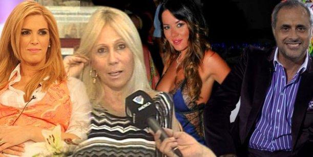 Jorge Rial le pidió a Rosenfeld que Viviana Canosa vuelva pronto a la televisión