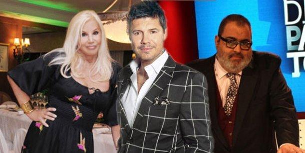 Marcelo Tinelli entre El Trece y canal 9, y la competencia con Susana y Lanata