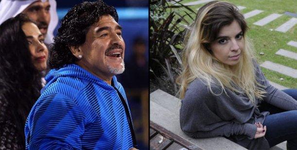 Dalma Maradona aclara a RatingCero.com sus dichos en una nota sobre su padre