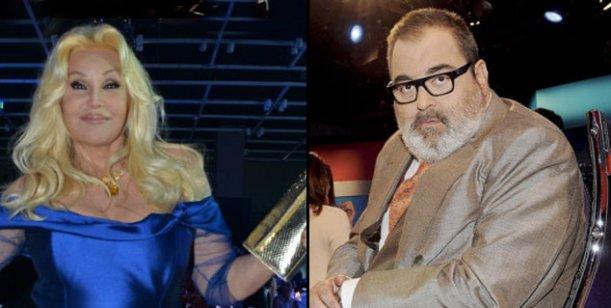 Susana Giménez no querría ir los domingos para no enfrentar a Jorge Lanata
