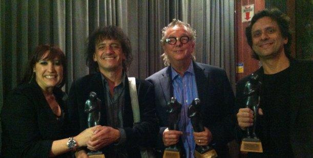 Pepe Cibrián y Ángel Mahler se llevaron todos los premios