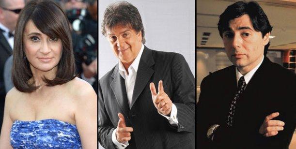 Luis Ventura habló del romance de María Laura Santillán y Jorge Fontevecchia