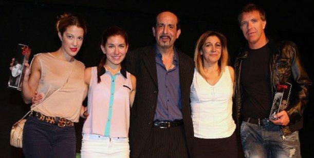 Alejandro Fantino, Irma Roy, y Santiago Bal, luchan contra la violencia de género