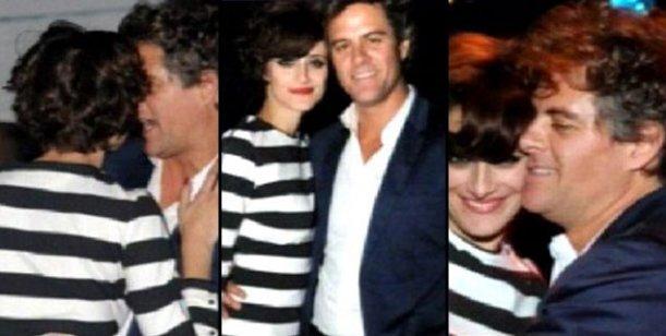 Las fotos que confirman el romance de Mike Amigorena y Mónica Antonópulos