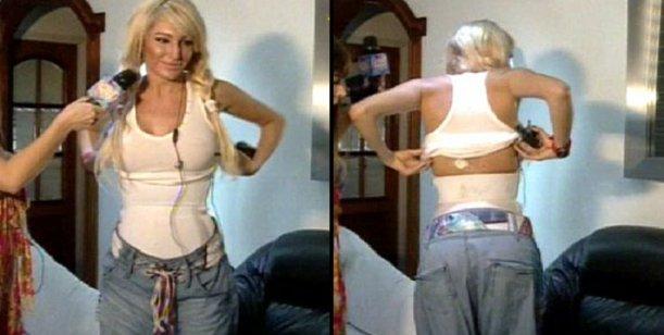 Victoria Xipolitakis y su adicción a las cirugías: Trabajo con mi cuerpo