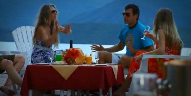 El video del nuevo novio de Florencia Peña