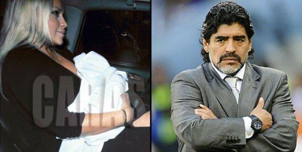 Ojeda: Diego no quería ser papá pero reflexionó y seguimos con el embarazo