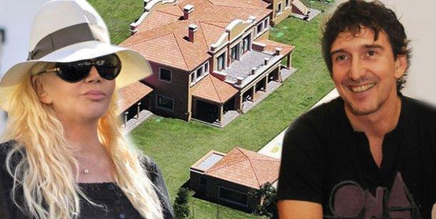 Susana viajó a La Mary con Julio Bocca para grabar la apertura de su ciclo
