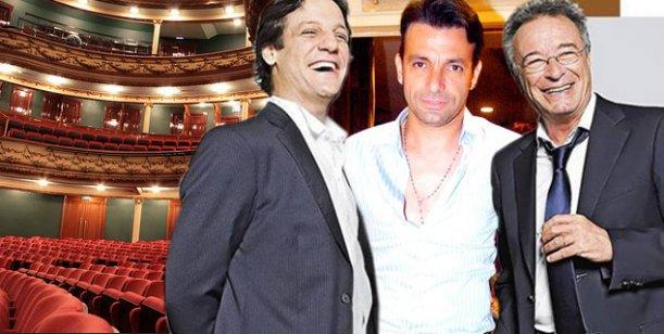 Martín Bossi y Amadeus, a la cabeza de la taquilla porteña