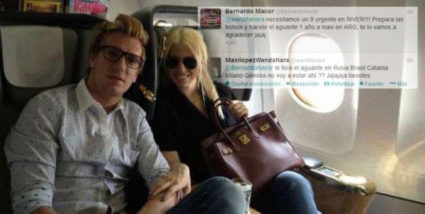 Wanda Nara regresa a la Argentina, con nuevos proyectos laborales