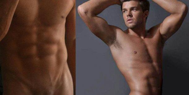 Leandro Penna se borró el tatuaje de Katie Price, y se muestra hot por internet