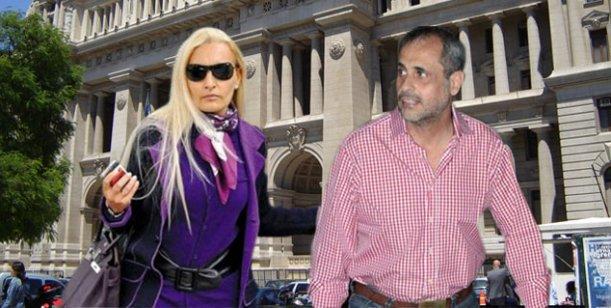 Rial lleva a juicio oral a su ex Silvia D´Auro