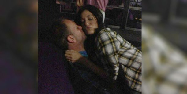La foto más tierna del amor entre Silvina Escudero y Cayetano