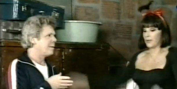 Emilio Disi vuelve a la tele para hacer los sketchs con Susana Giménez