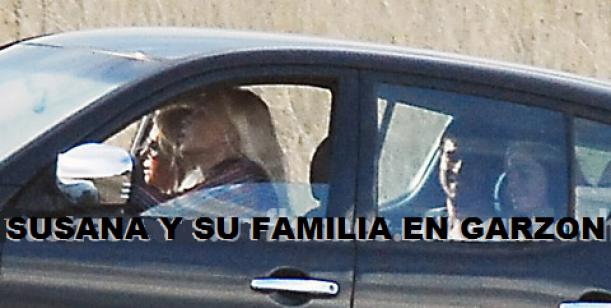 Susana llevó a su nieta y su novio a conocer a la nueva mansión en Punta