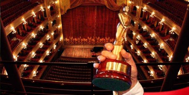 Martín Fierro: los famosos están en contra de que se hagan en el Teatro Colón