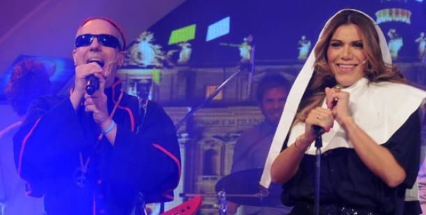 Florencia de la V, la nueva integrante de Los Puntos Cardenales