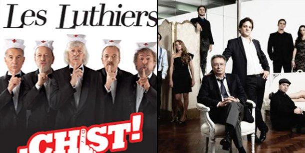 Les Luthiers y Amadeus, los dueños de la taquilla porteña