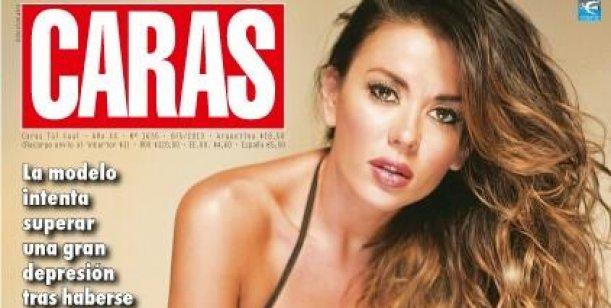 Karina Jelinek confirma su separación de Leonardo Fariña en la revista Caras