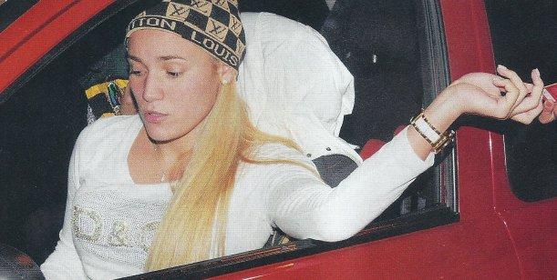 Rocío desmiente la separación de Maradona: Con Diego estamos muy bien