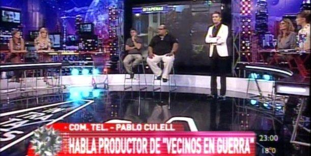 Las ficciones son los programas líderes de la televisión, dijo Pablo Culell