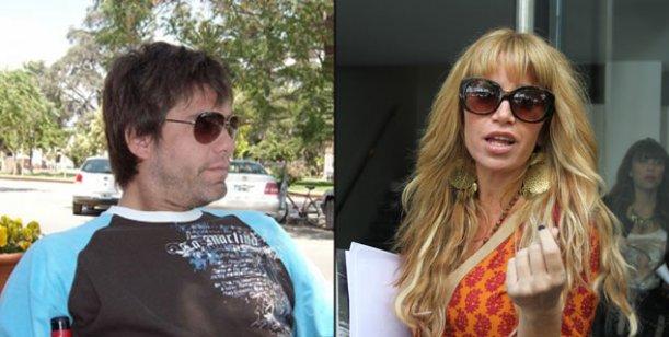 El novio de Flor Peña habló de su relación con la actriz y opinó del video hot