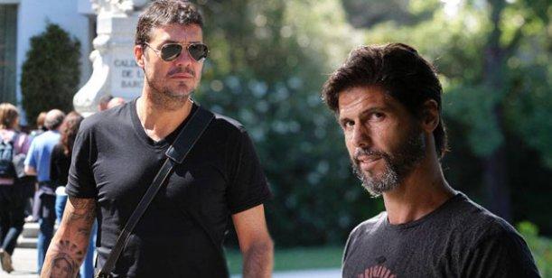 Marcelo Tinelli con mensajes de esperanza para la pronta recuperación de Fede Ribero