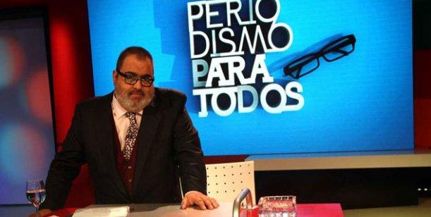 Jorge Lanata entregó ayer los premios a los funcionarios más corruptos