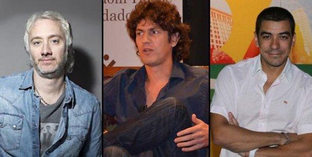 Otro trío se prepara para debutar en El Trece: Andy, Martín Lousteau y Queijeiro