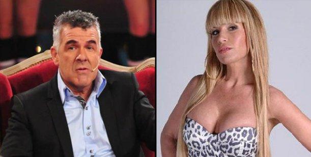 Dady Brieva y Florencia Peña ya no hacen pase: él se enojó y no se hablan en radio