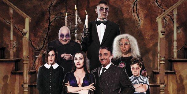 De estreno: llegan Los Locos Addams a la Argentina