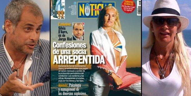 La ex de Jorge Rial, citada a declaración indagatoria por la nota de Noticias