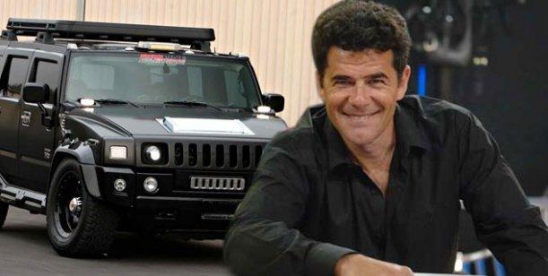Julián Weich, otra victima de la AFIP: habría perdido su auto de alta gama
