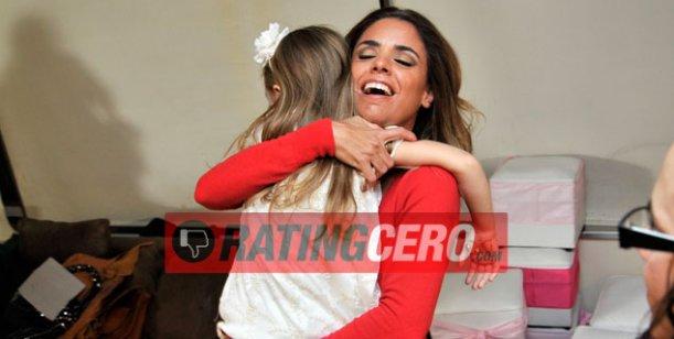 El emotivo reencuentro de Iliana y Marina Calabró