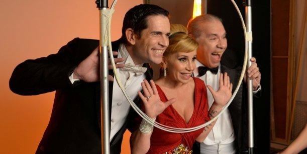 Florencia Peña prepara su regreso al teatro con Anything goes