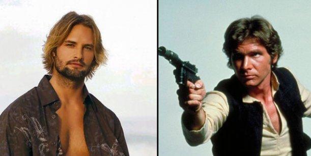 El actor de Lost haría de Han Solo, el histórico personaje de Star Wars