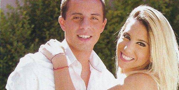 Cinthia Fernández y Matías Defederico ya saben el sexo de sus hijos