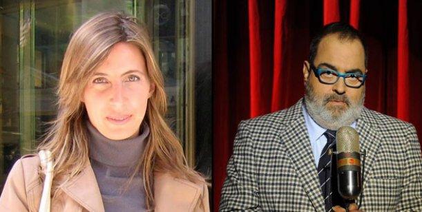 Lanata atacó con furia a una de sus columnistas: Geuna, no seas tarada