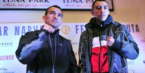 América transmite la pelea de Omar Narváez