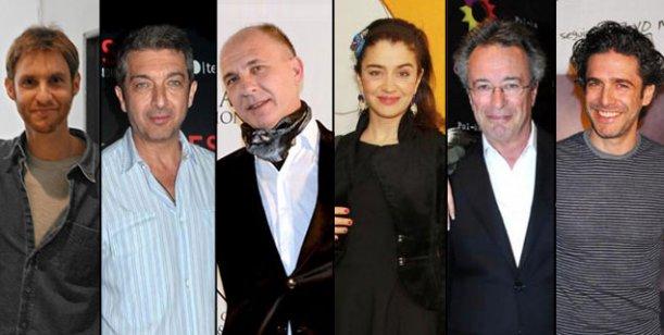Darín, Grandinetti, Sbaraglia y Martínez filman con el creador de Los Simuladores